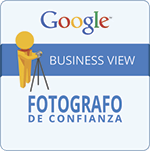 Fotógrafo de Confianza Google Maps Business View