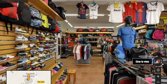 Tienda Deportes Pitiusa Formentera
